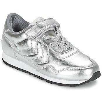 Hummel REFLEX METALLIC JR matalavartiset kengät