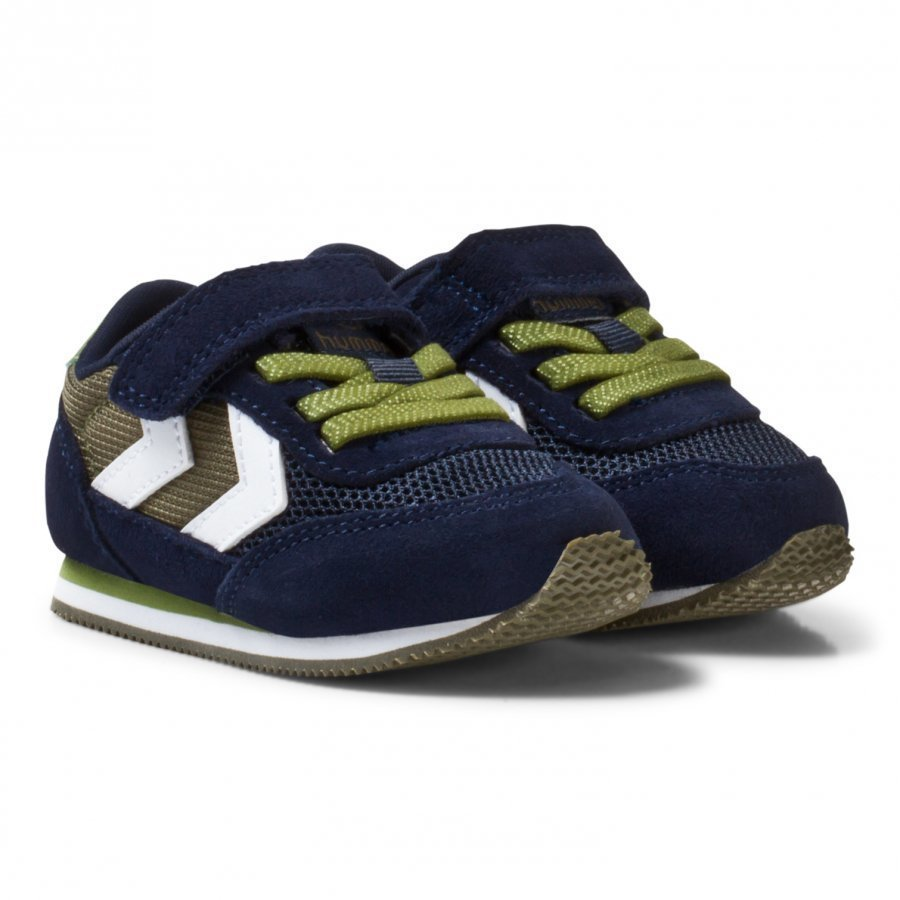 Hummel Reflex Infant Trainers Olive Night Lenkkarit
