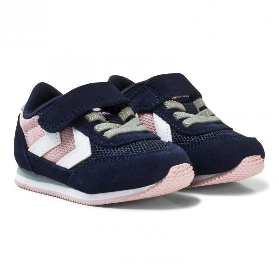Hummel Reflex Infant Trainers Pale Mauve Lenkkarit