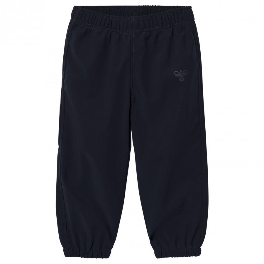 Hummel Rene Softshell Pants Dark Navy Sadehousut