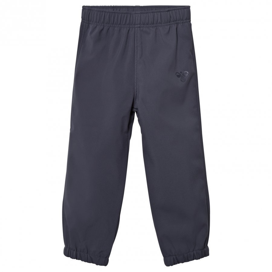 Hummel Rene Softshell Pants India Ink Toppahousut