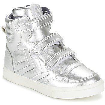 Hummel STADIL METALLIC JR matalavartiset tennarit