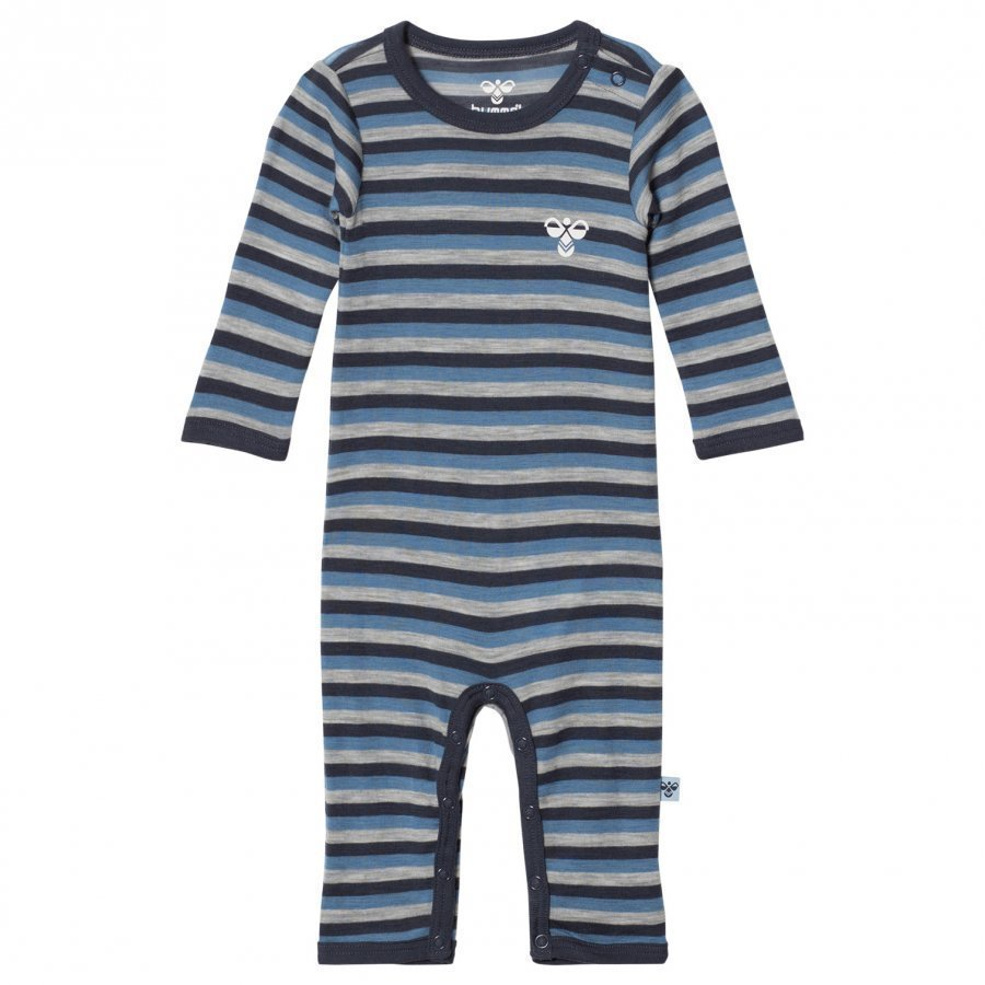 Hummel Sesse Ls Bodysuit Aw17 Multi Colour Boys Body