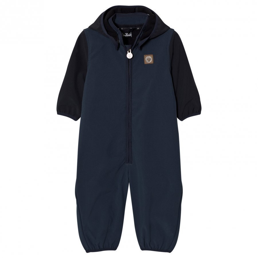 Hummel Shan Coverall Night Blue Toppahaalari