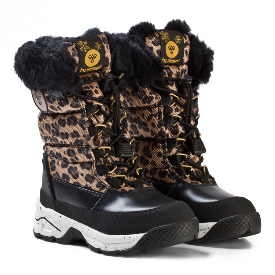Hummel Snow Boot Leo Jr Black Talvisaappaat