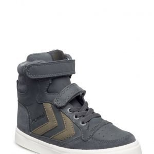 Hummel Stadil Oiled High Sneaker Jr