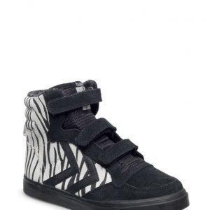 Hummel Stadil Zebra Sneaker Jr
