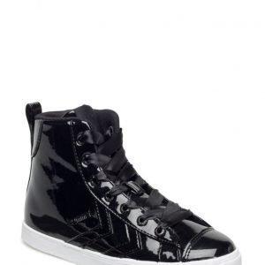 Hummel Strada Patent Sneaker Jr