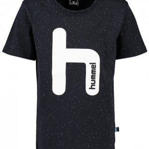 Hummel T-paita Jeffrey Ss Dark Navy