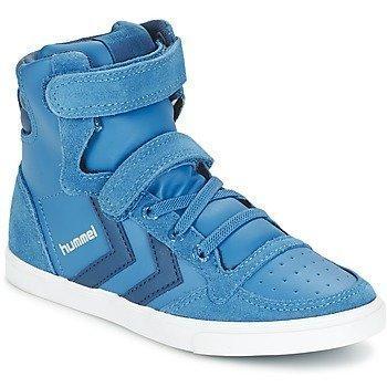 Hummel TEN STAR JR korkeavartiset kengät