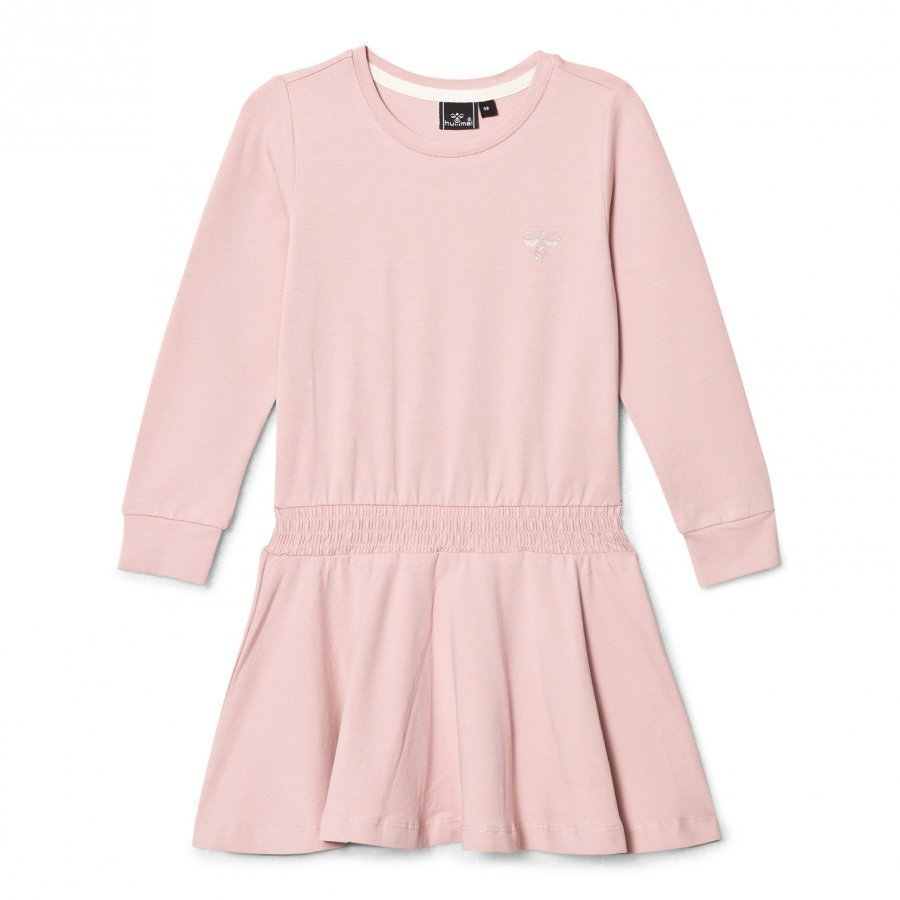 Hummelkids Carola Dress Pale Mauve Mekko