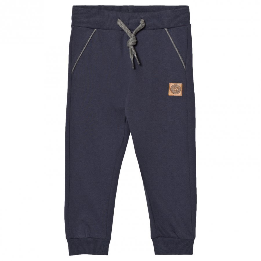 Hummelkids Jens Pants Blue Nights Verryttelyhousut