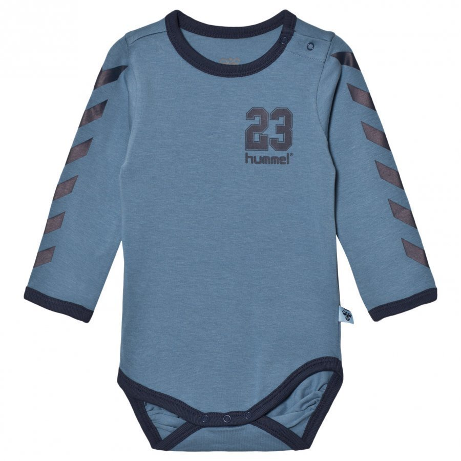 Hummelkids Josef Baby Body Copen Blue Body