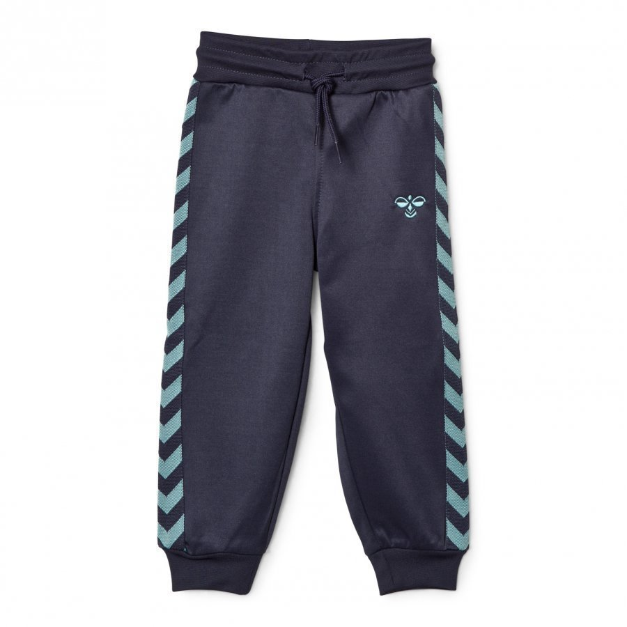 Hummelkids Lukas Pants Blue Nights Verryttelyhousut