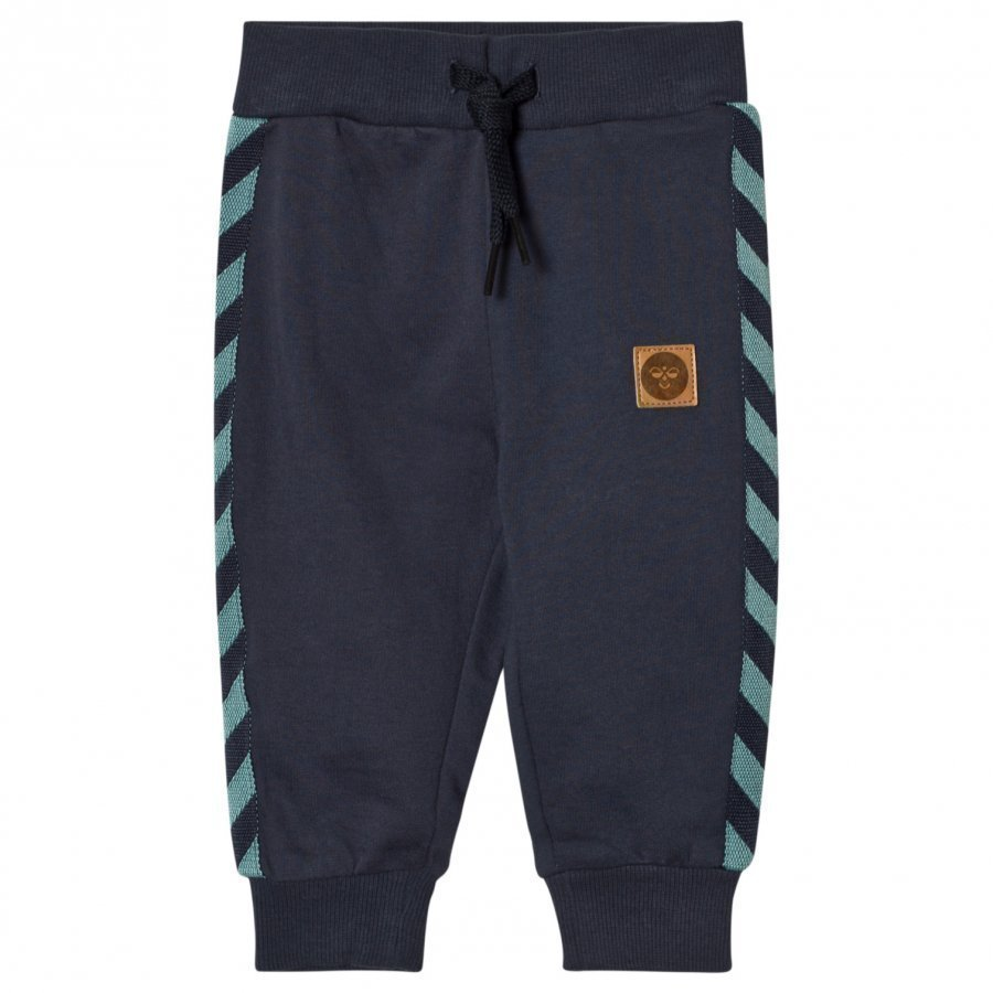 Hummelkids Ray Sweatpants Night Blue Verryttelyhousut
