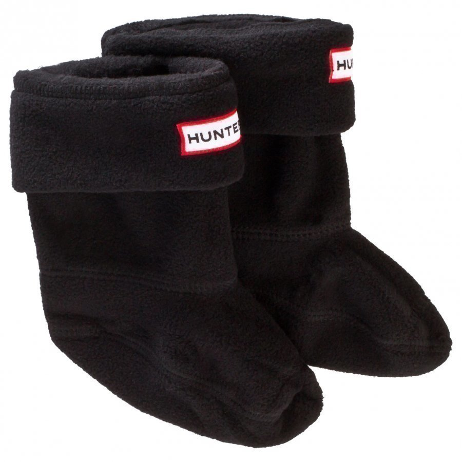 Hunter Kids Boot Sock Black Sukat