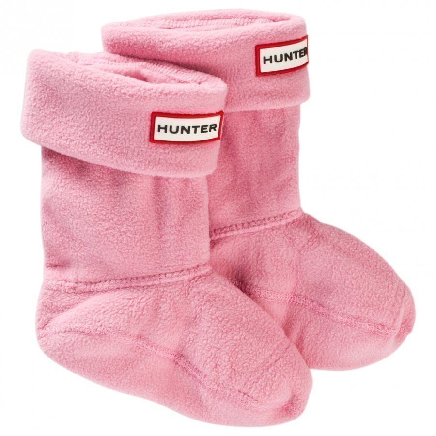 Hunter Kids Boot Sock Fondant Pink Sukat