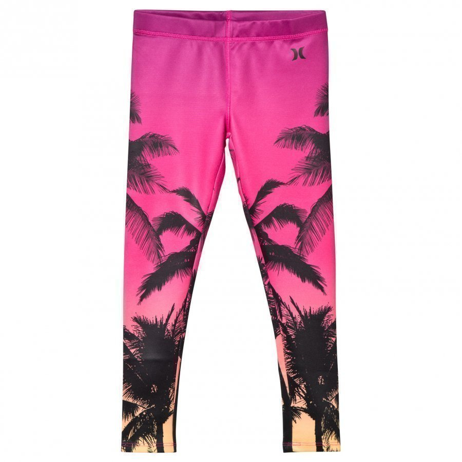 Hurley Hyper Pink Sublimation Leggings Legginsit