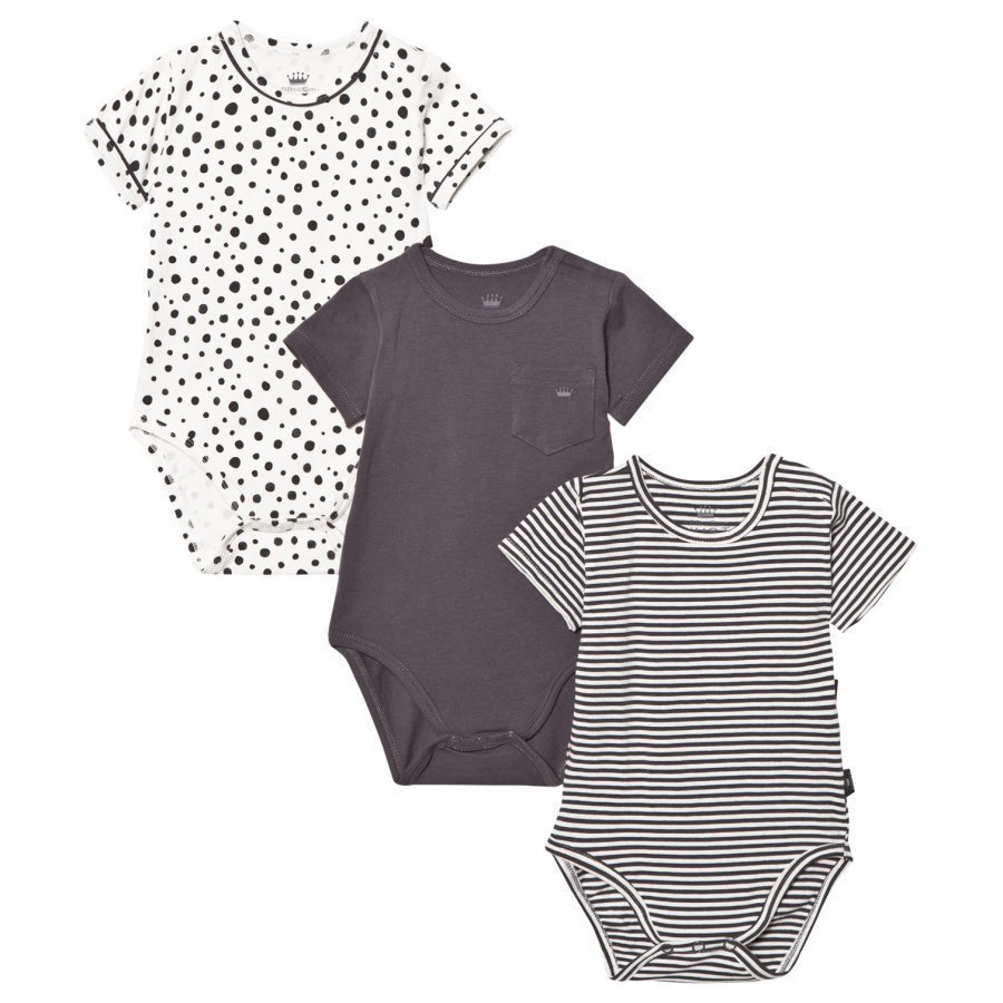 Hust & Claire Baby Body 3-Pack Magnet Body