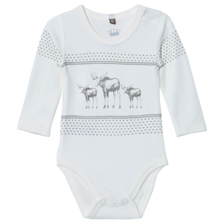 Hust & Claire Baby Body Off White Body