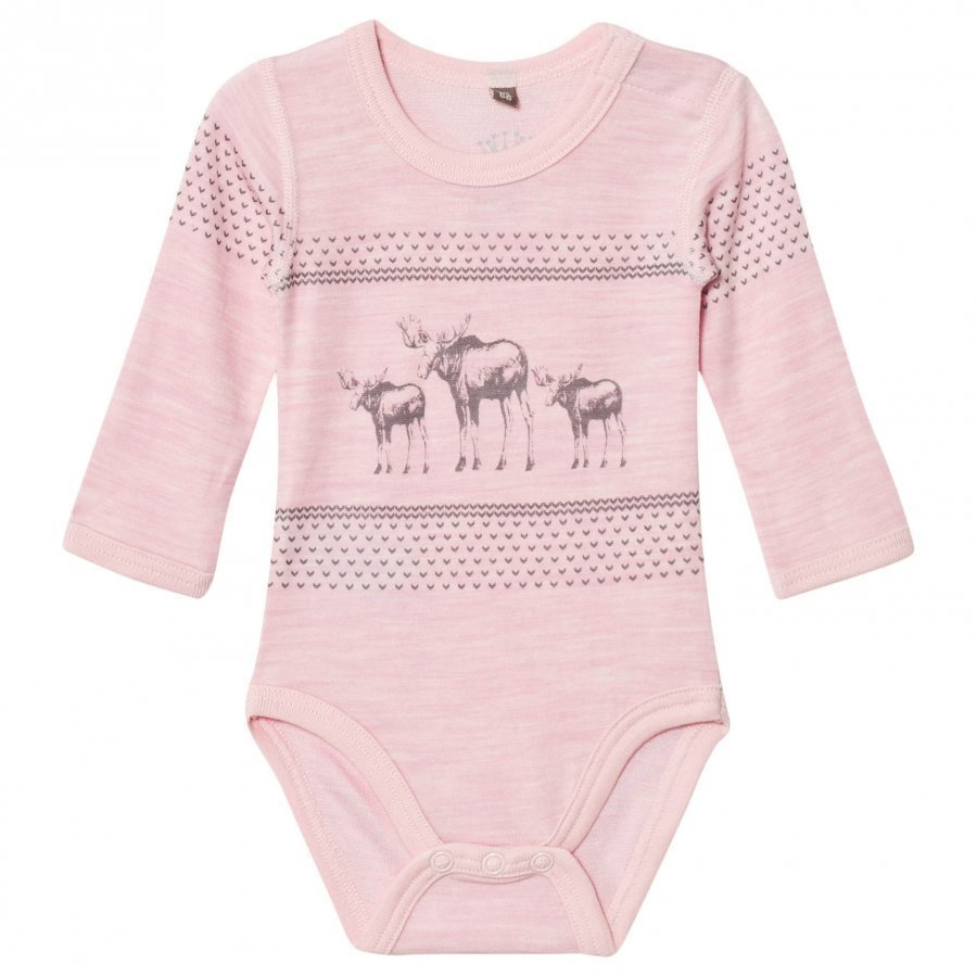 Hust & Claire Baby Body Rose Melange Body