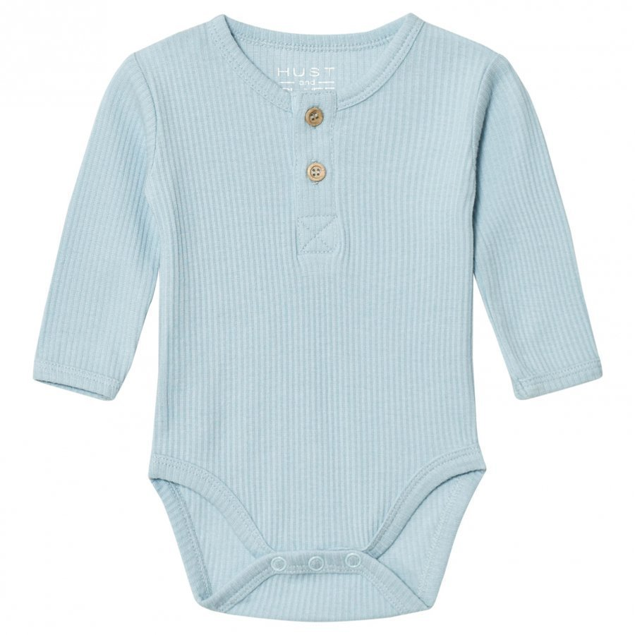 Hust & Claire Baby Body Winter Sky Body