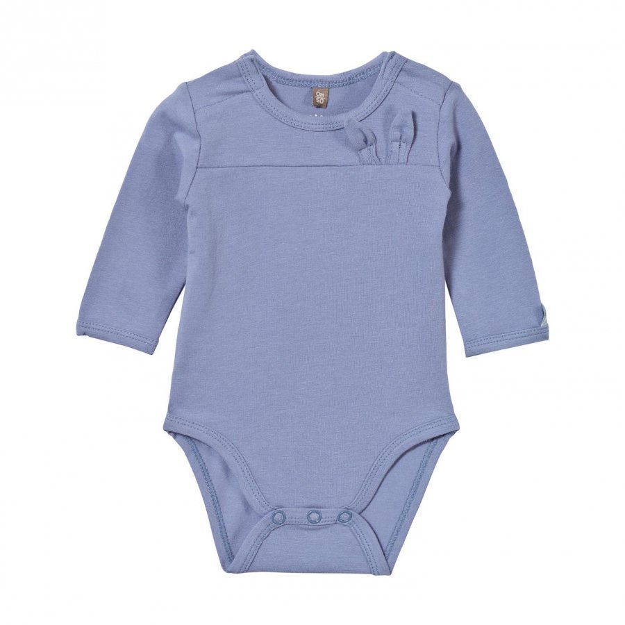 Hust & Claire Baby Body With Bunny Ears Blue Bell Body