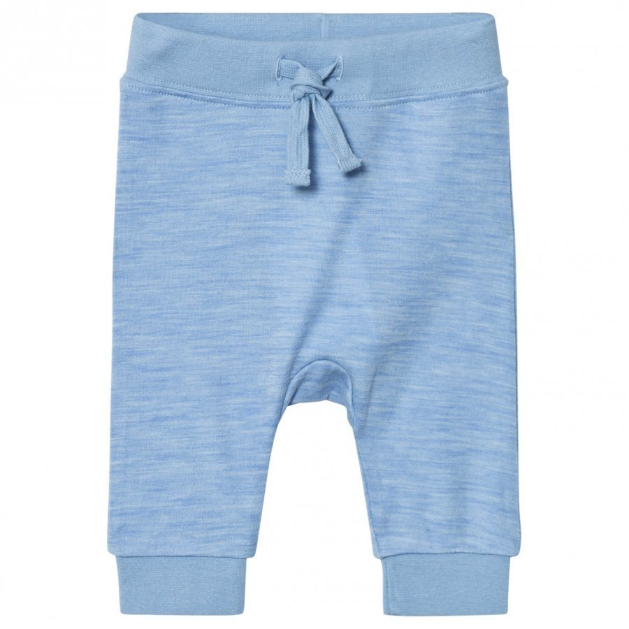 Hust & Claire Bamboo Sweatpants Blue Dawn Verryttelyhousut