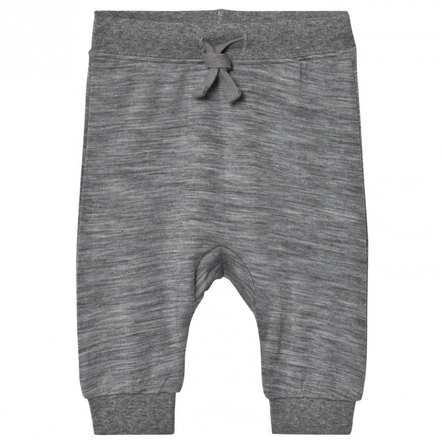 Hust & Claire Bamboo Sweatpants Wool Grey Verryttelyhousut