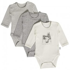 Hust & Claire Body 3 kpl Ivory
