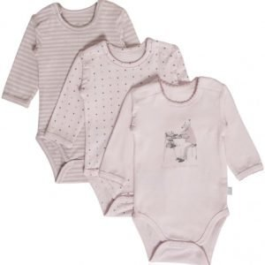 Hust & Claire Body 3 kpl Soft Rose