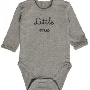 Hust & Claire Body Light Grey