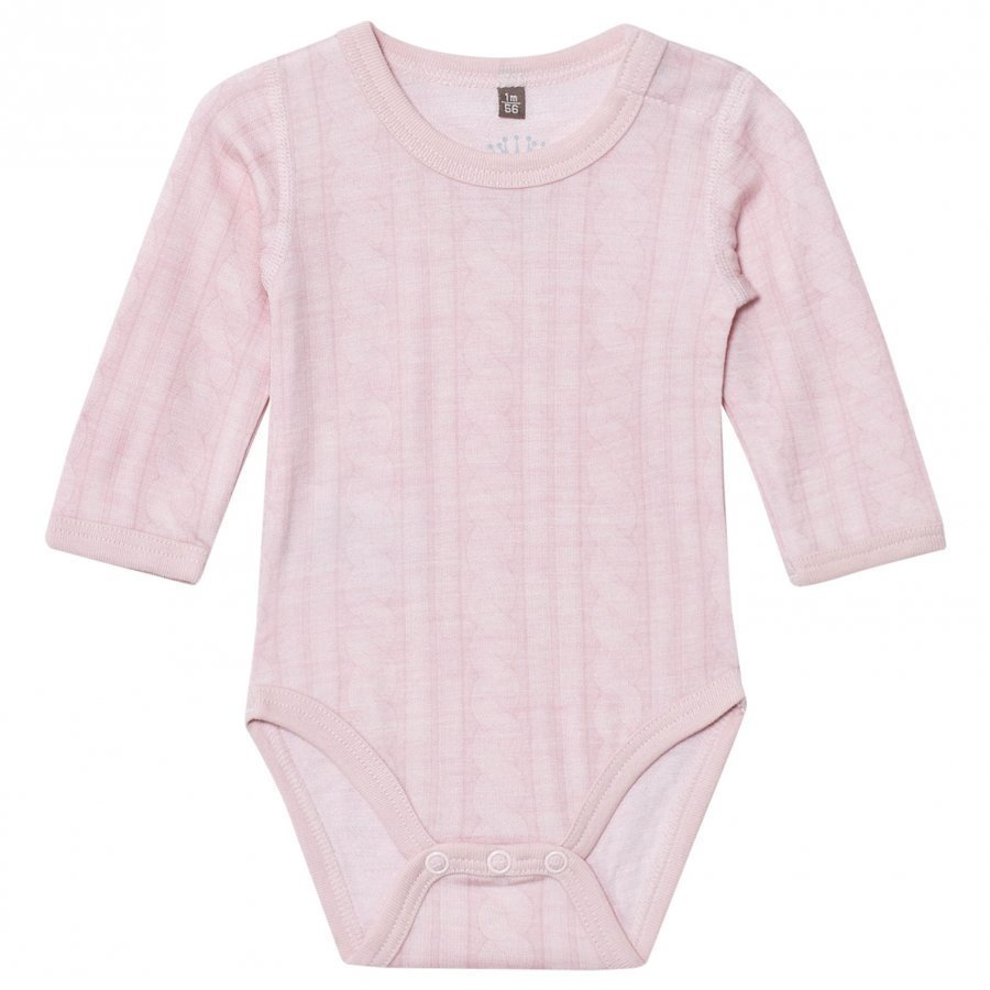 Hust & Claire Cable Baby Body Rose Body