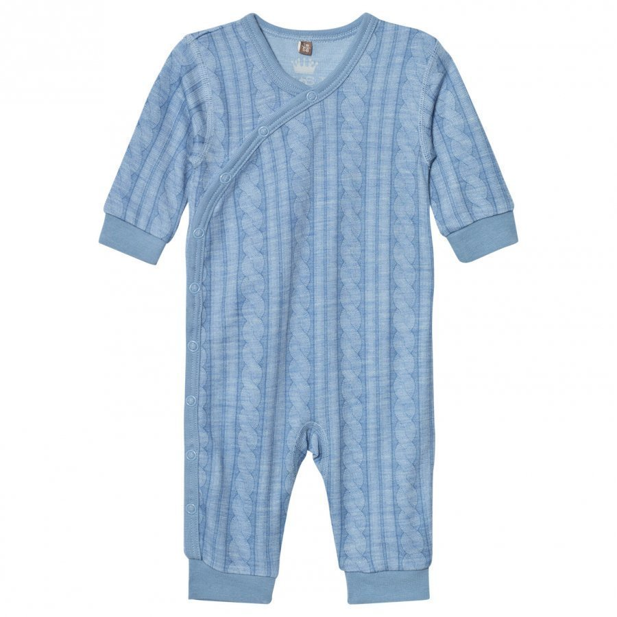 Hust & Claire Cable One-Piece Blue Dawn Potkupuku