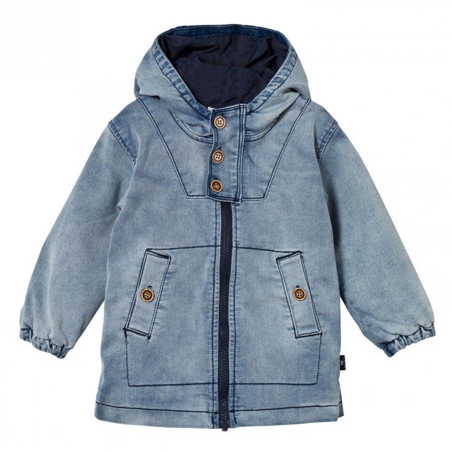 Hust & Claire Denim-Look Jacket Denim Farkkutakki