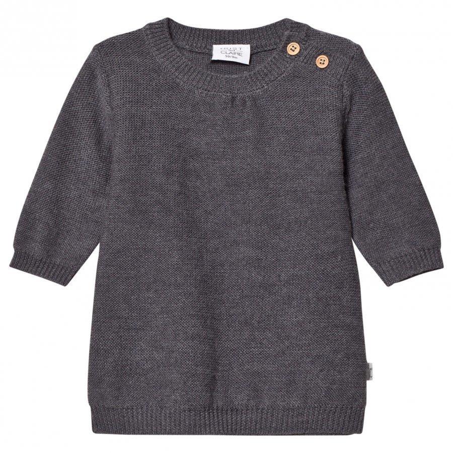 Hust & Claire Knit Sweater Grey Mekko