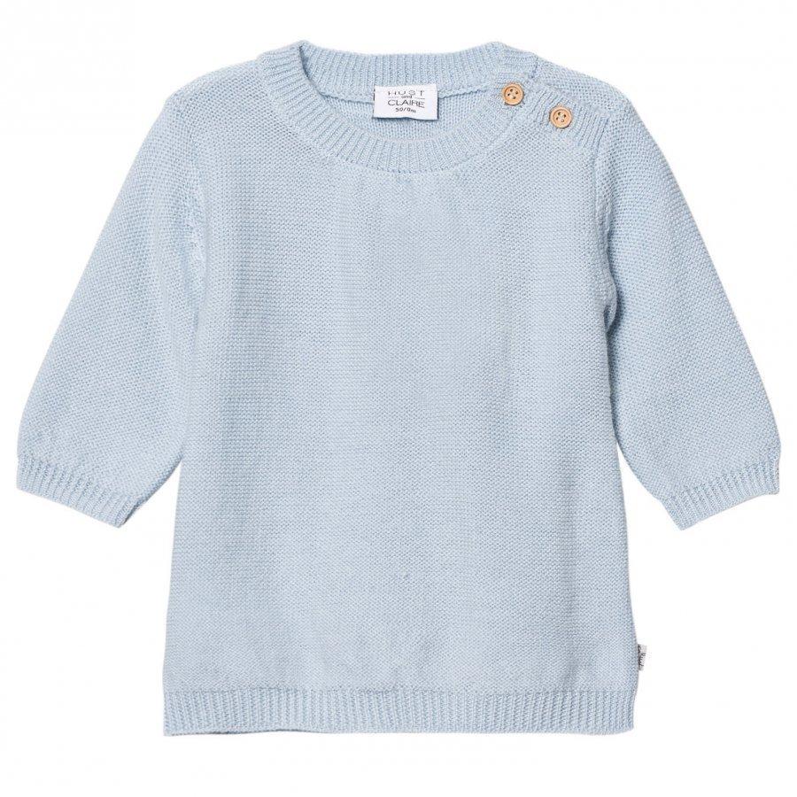 Hust & Claire Knit Sweater Winter Sky Mekko