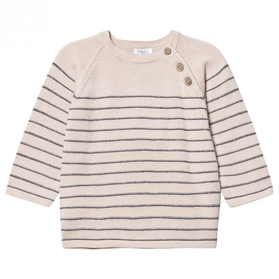 Hust & Claire Knitted Sweater Birch Paita