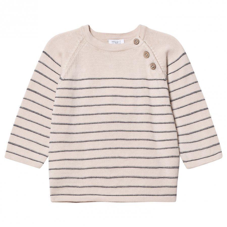 Hust & Claire Knitted Sweater Birch Paita