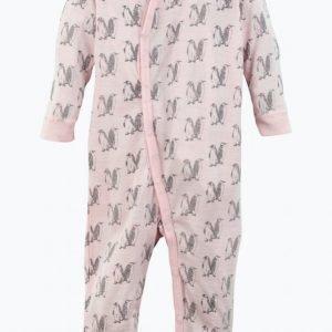 Hust & Claire Pyjama Jossa Pingviinikuvio
