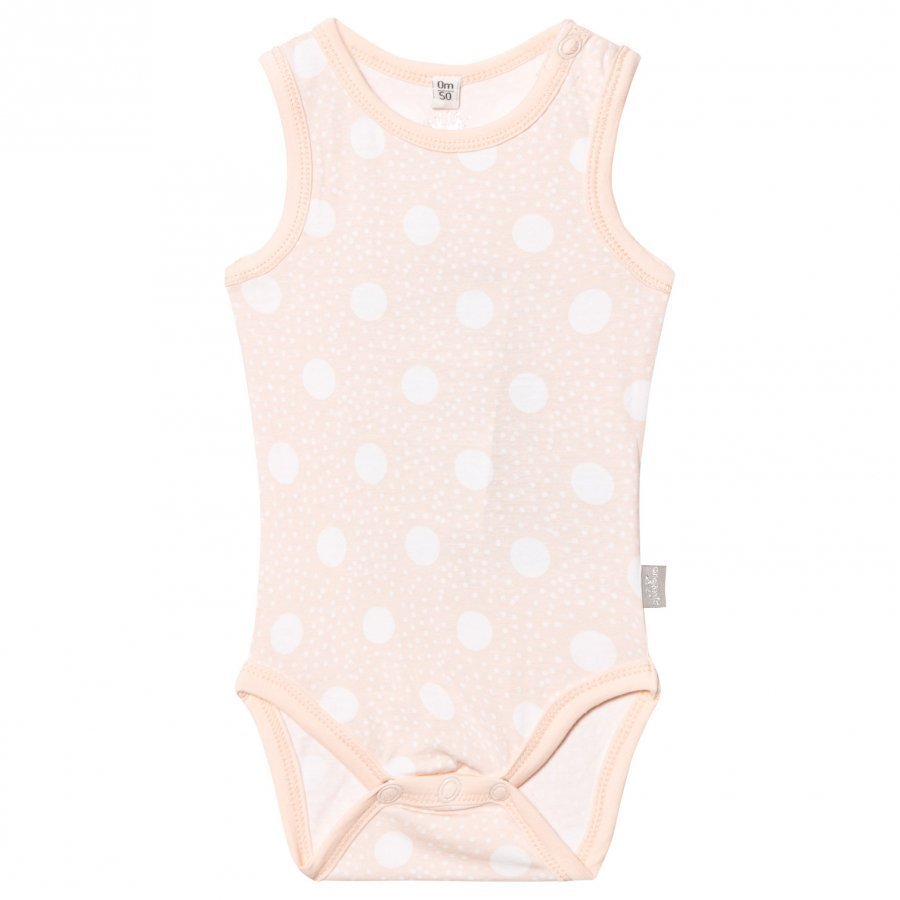 Hust & Claire Sleeveless Baby Body Soft Rose Body
