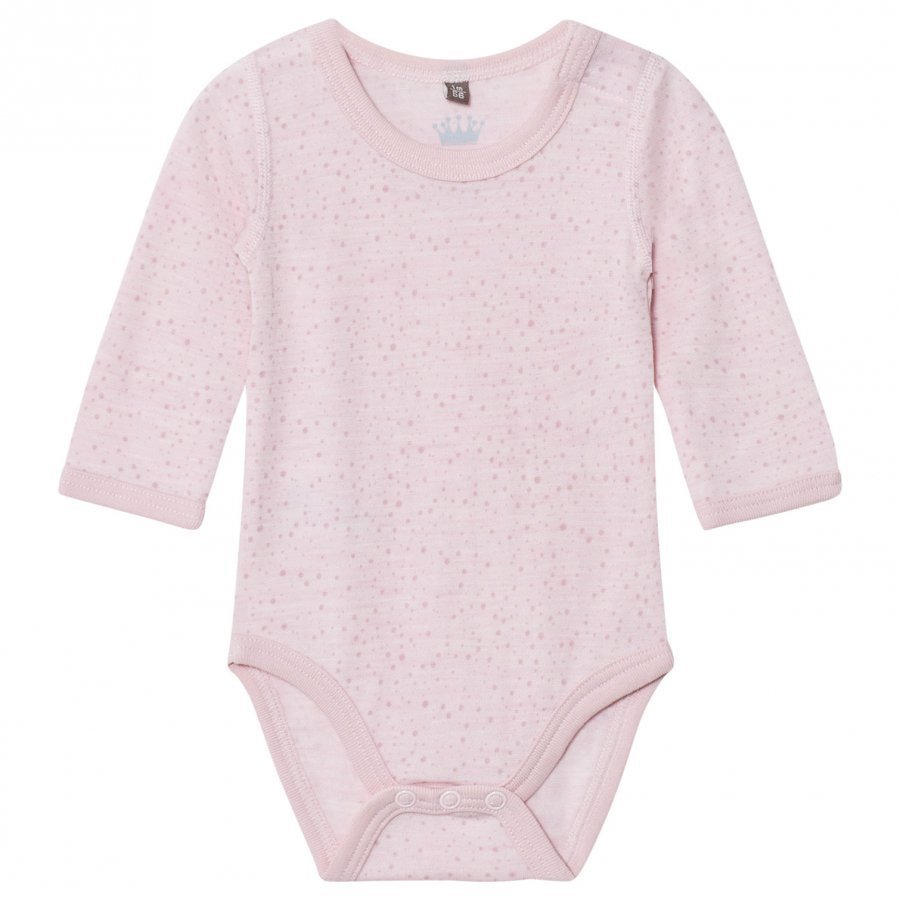 Hust & Claire Spotted Baby Body Rose Body