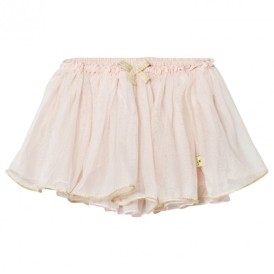 Hust & Claire Tulle Skirt Peach Dust Tyllihame