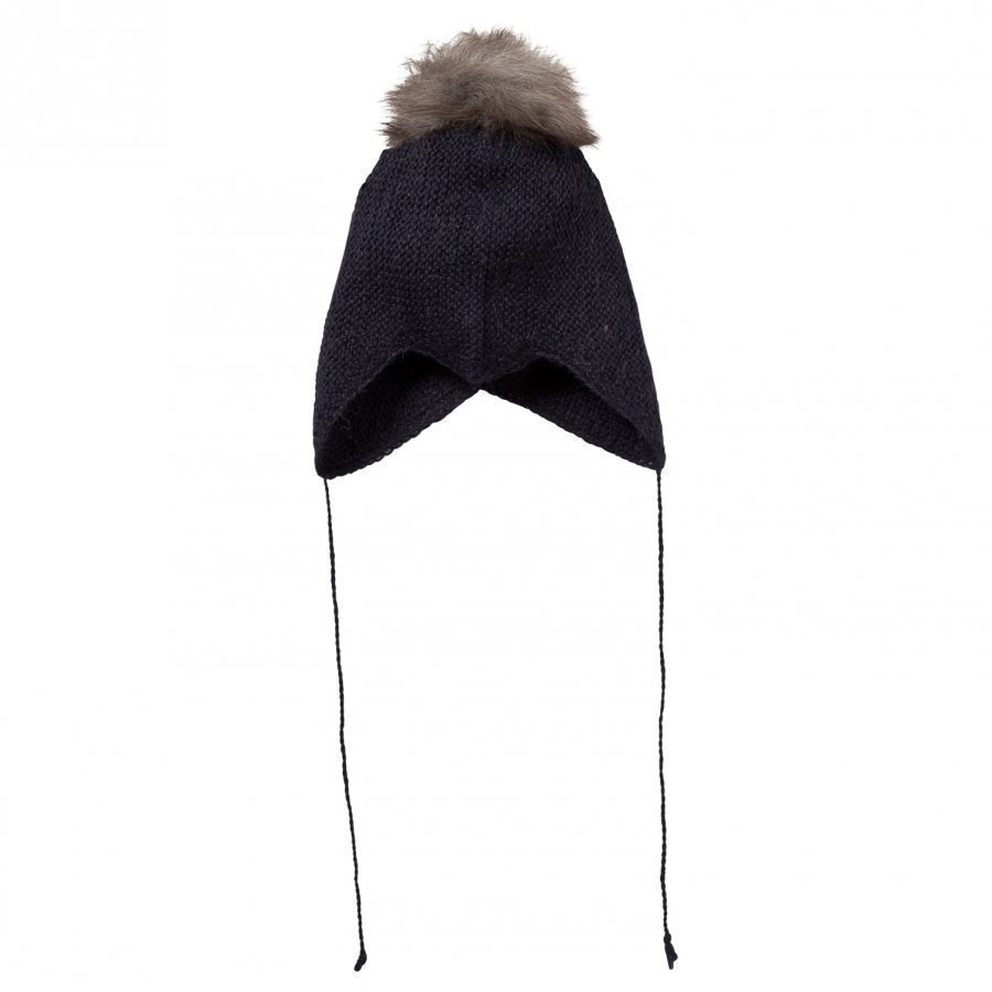 Huttelihut Baby Hat Navy Pipo