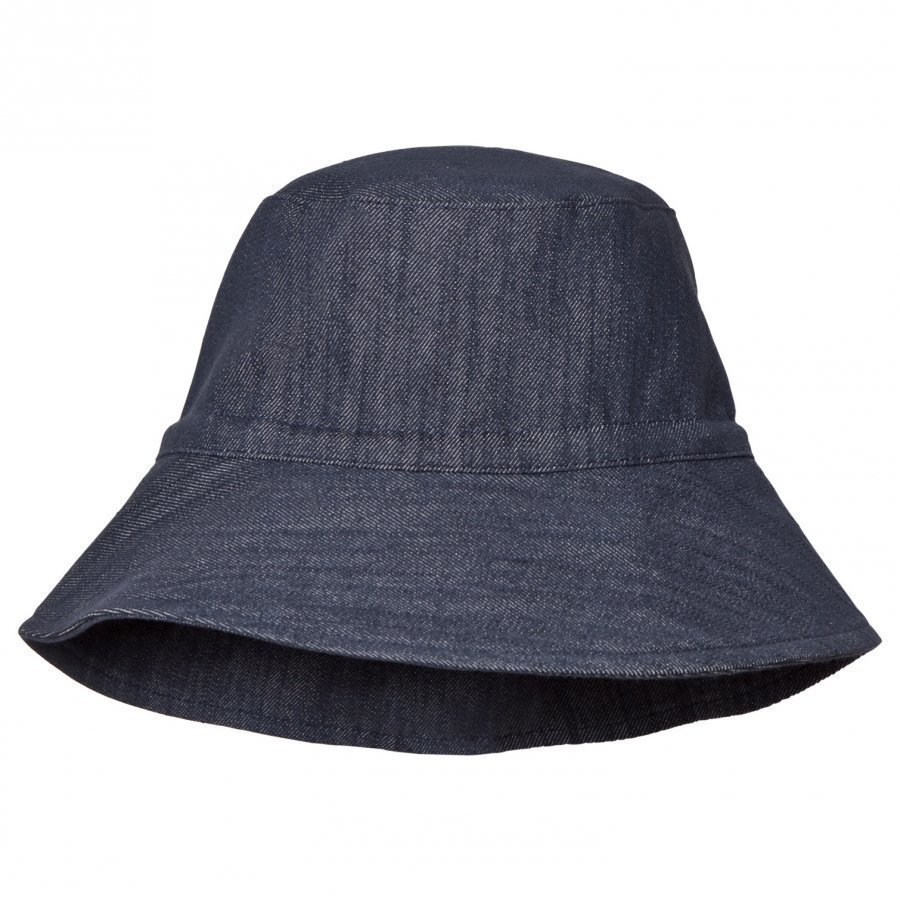 Huttelihut Bucket Hat Denim Aurinkohattu