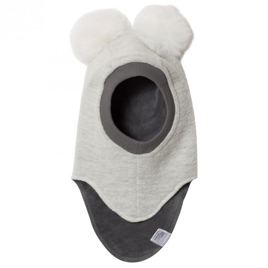 Huttelihut Elefanthut W Tassel White/White Kypäräpipo