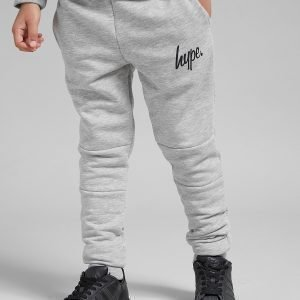 Hype Fleece Pants Harmaa