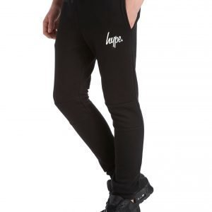 Hype Fleece Pants Musta