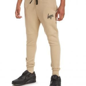 Hype Slim Jogging Pants Sand / Black