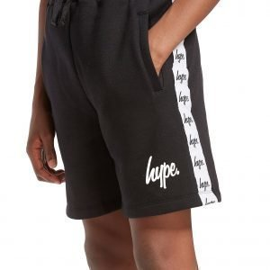 Hype Tape Shorts Musta
